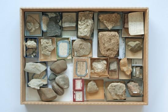een deel van de Heimans-collectie