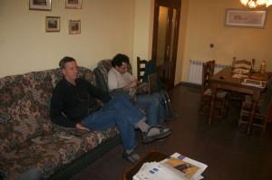 Veldwerk Albarracin 2010